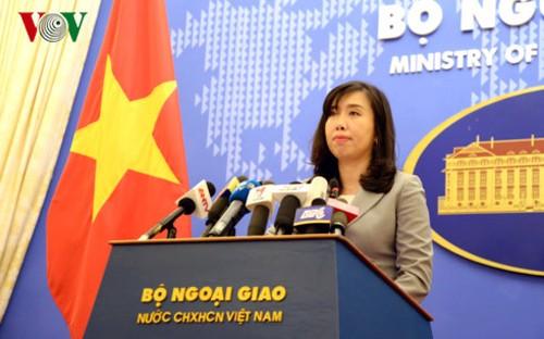 Vietnam apoya la solución de la crisis catalana por medios jurídicos - ảnh 1
