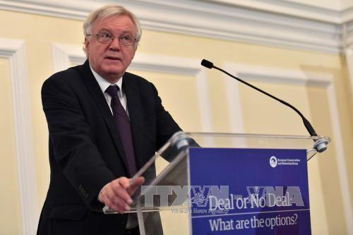 Londres está preparado ante el posible desacuerdo sobre el Brexit con la Unión Europea - ảnh 1