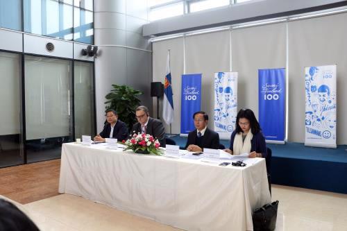 Vietnam y Finlandia incrementan la cooperación silvícola - ảnh 1