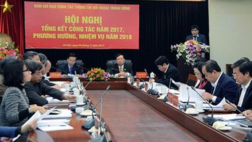Vietnam mantiene esfuerzos en la promoción de la información al exterior - ảnh 1