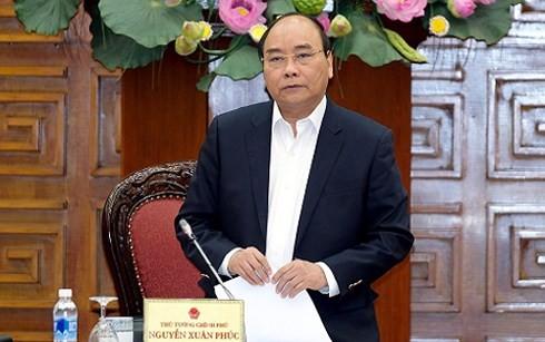 Primer ministro de Vietnam orienta el desarrollo de An Giang y Lao Cai - ảnh 1