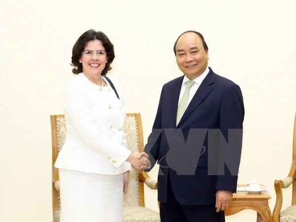 Vietnam busca aumentar inversiones en Cuba - ảnh 1
