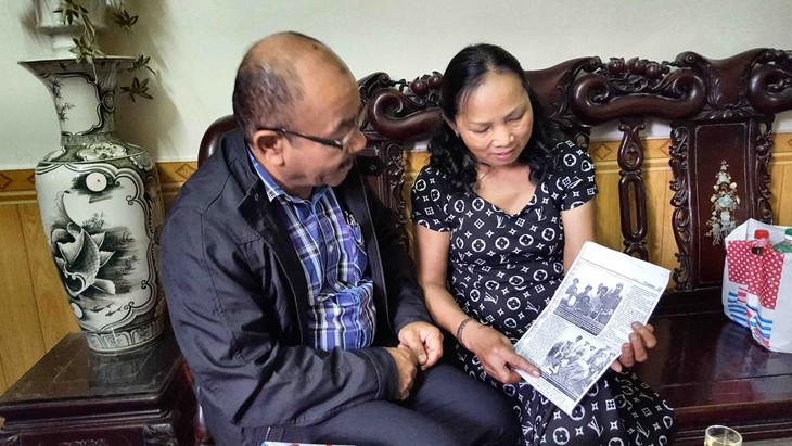 Periodista y testigos evocan a Fidel Castro en Quang Tri  - ảnh 1