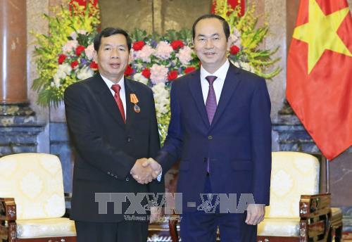 Vietnam y Laos fortalecen la cooperación jurídica - ảnh 1