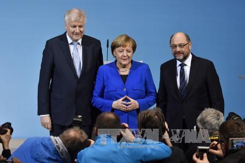 Señal alentadora en la formación de un nuevo gobierno alemán - ảnh 1