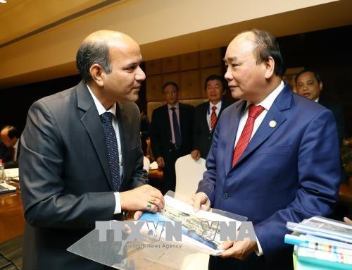 Primer ministro de Vietnam termina su agenda de trabajo en la India - ảnh 2
