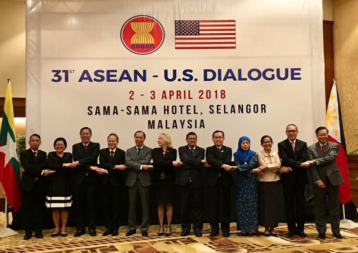 Asean y Estados Unidos reafirman asociación estratégica - ảnh 1