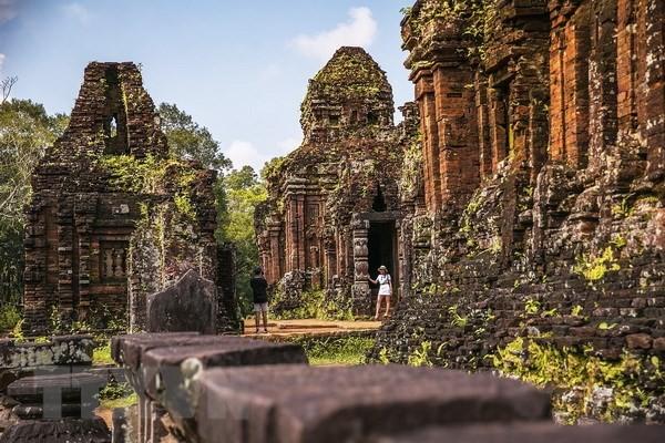 India ayuda a Vietnam a traducir inscripciones en el Santuario de My Son - ảnh 1