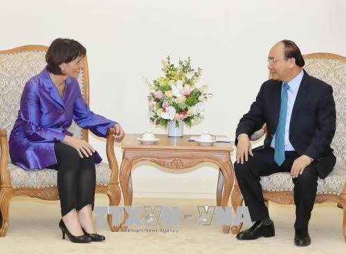 Vietnam fomenta la cooperación multisectorial con Suiza - ảnh 1