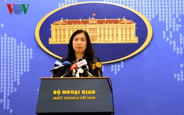 Vietnam niega la existencia de prisioneros de conciencia en el territorio - ảnh 1