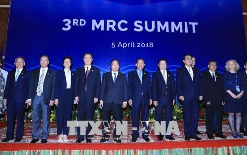 Los países de la Comisión del río Mekong consolidan la cooperación internacional - ảnh 1