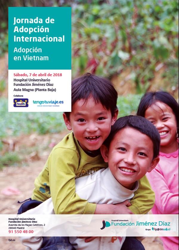 Jornada de Adopción Internacional en Madrid destaca el prohijamiento de niños vietnamitas - ảnh 1