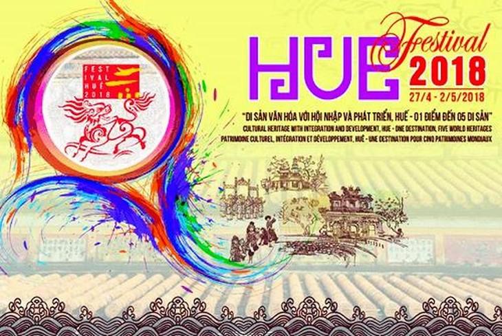 Resalta el valor cultural del Budismo en el Festival de Hue 2018 - ảnh 1