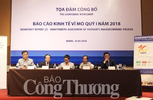 Vietnam logra un crecimiento económico impresionante en el primer trimestre de 2018 - ảnh 1