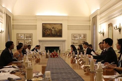 Vietnam y La India consolidan la cooperación estratégica - ảnh 1