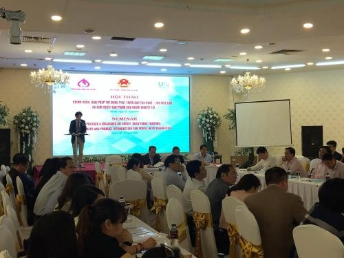 Vietnam mejora las políticas preferenciales para los discapacitados - ảnh 1