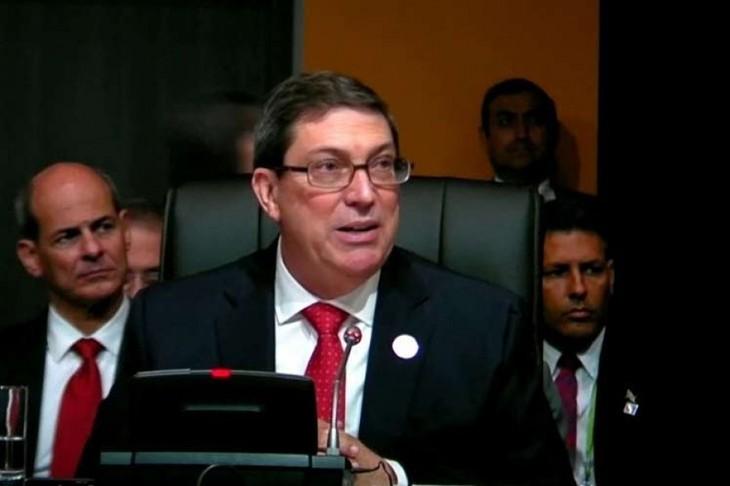 Cuba advierte de la repetición del uso de la fuerza en América Latina - ảnh 1