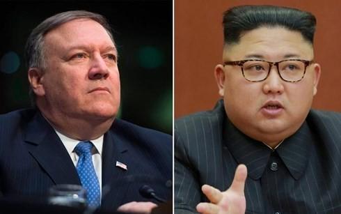 Jefe de Agencia Central de Inteligencia de Estados Unidos visita Corea del Norte - ảnh 1