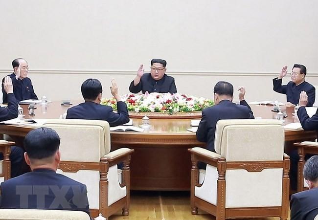 La suspensión de pruebas nucleares de Corea del Norte favorece la economía surcoreana - ảnh 1