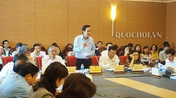 Comienza VIII reunión del Comité de Asuntos Sociales del Parlamento de Vietnam - ảnh 1