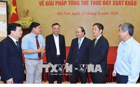 Vietnam busca aumentar ventas en el extranjero - ảnh 1