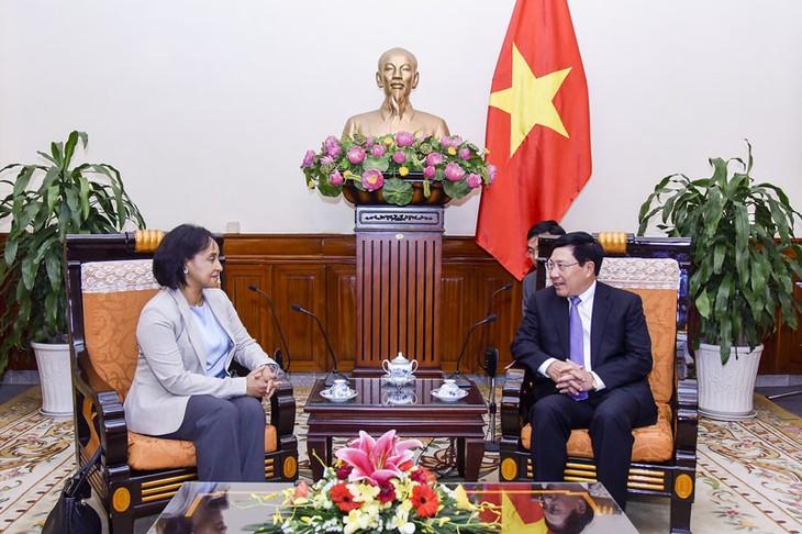 Vietnam y Marruecos fomentan relaciones de cooperación multifacética  - ảnh 1