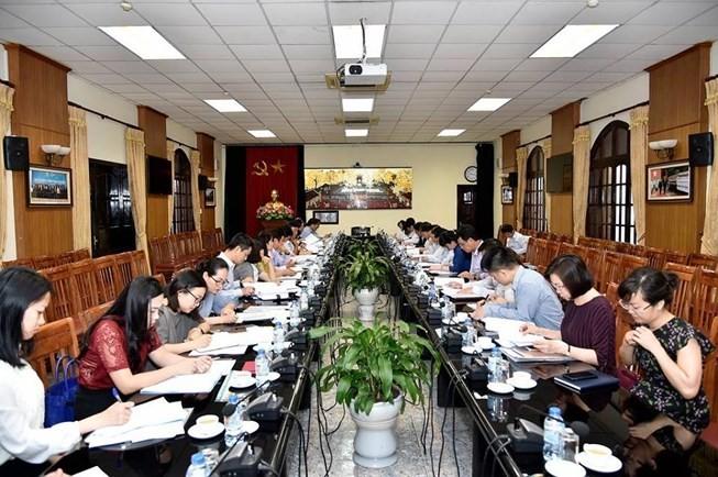 Vietnam se prepara para la Conferencia del Foro Económico Mundial sobre la Asean 2018 - ảnh 1