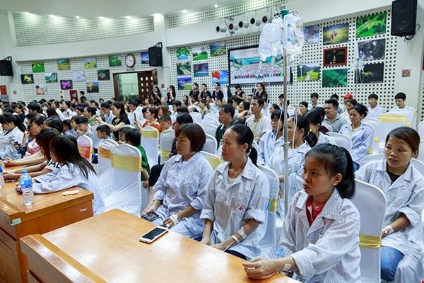 Vietnam fomenta la divulgación sobre la prevención de la talasemia - ảnh 1