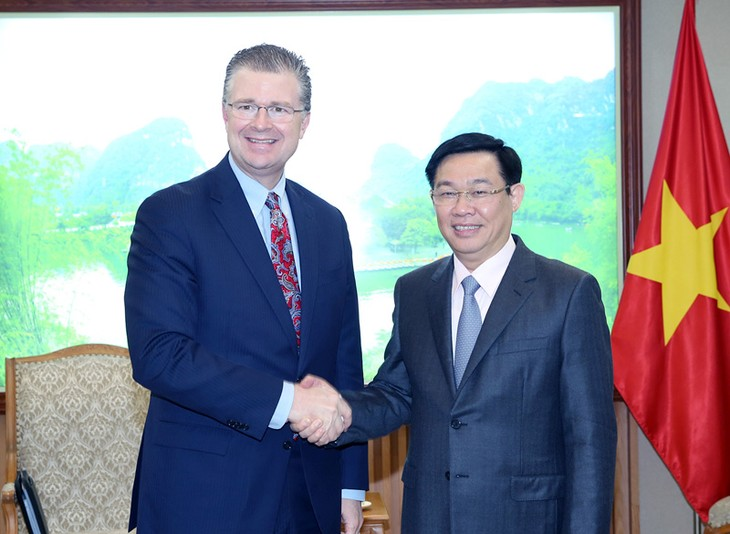 Vietnam fortalece cooperación multifacética con Brasil y Estados Unidos - ảnh 2