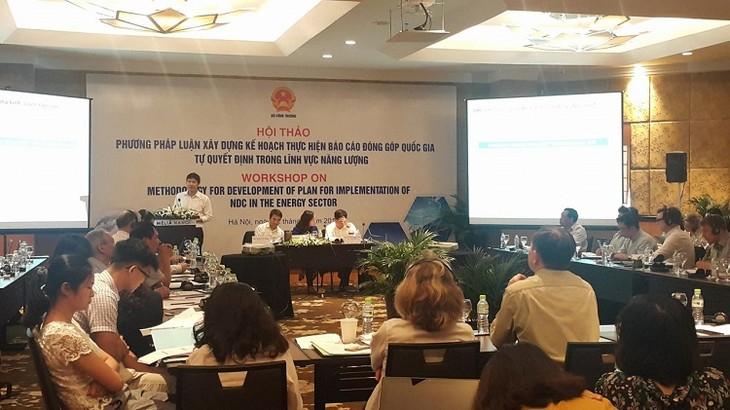 Vietnam avanza en el desarrollo de la energía eólica - ảnh 1