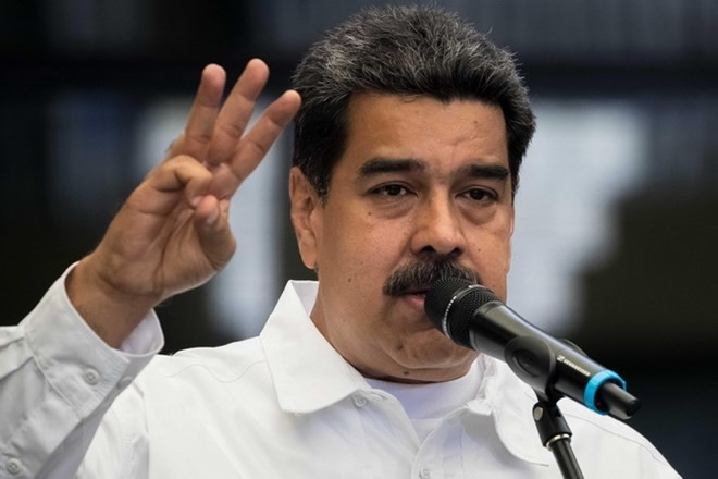 Venezuela acusa a Estados Unidos de intentar perjudicar las elecciones presidenciales - ảnh 1