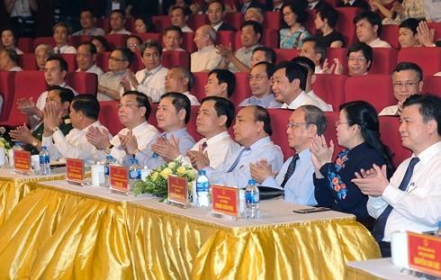 Vietnam conmemora el 72 aniversario del Día Nacional de la Prevención de los Desastres Naturales - ảnh 1