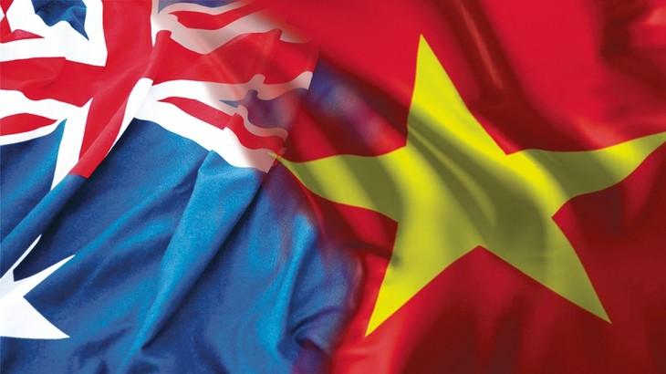 Refuerzan la asociación estratégica Vietnam-Australia  - ảnh 1