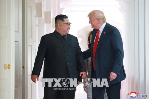 """Corea del Norte destaca """"la soberanía y el respeto mutuo"""" en las relaciones internacionales - ảnh 1"""
