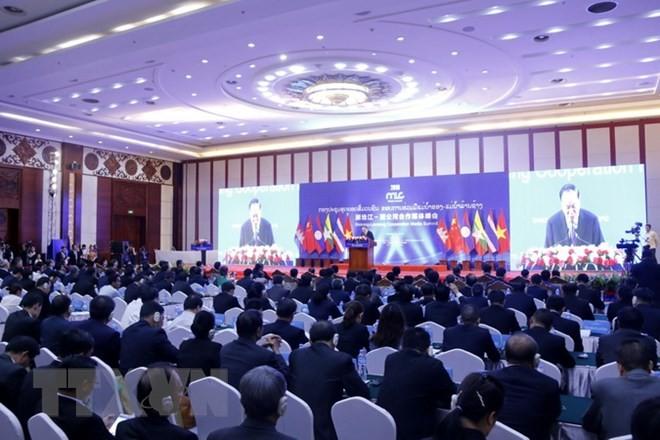 Países del mecanismo Mekong-Lancang afianzan cooperación turística - ảnh 1