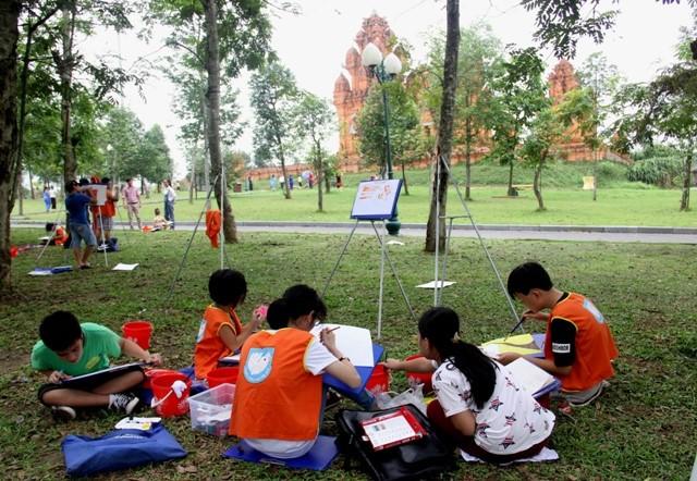 Hanoi promueve actividades recreativas veraniegas para niños - ảnh 1