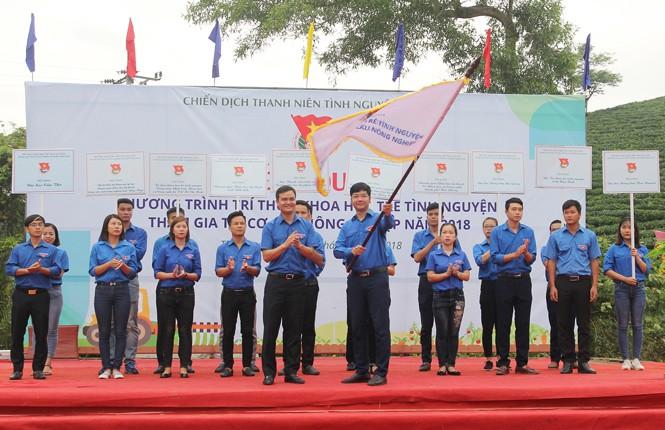 Vietnam fomenta la participación de jóvenes intelectuales en reestructuración agrícola - ảnh 1