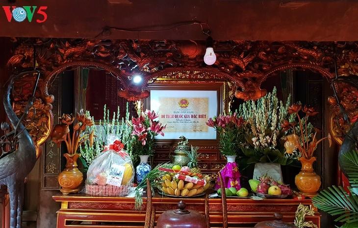 La casa comunal Chem, reliquia cultural milenaria de Vietnam - ảnh 2
