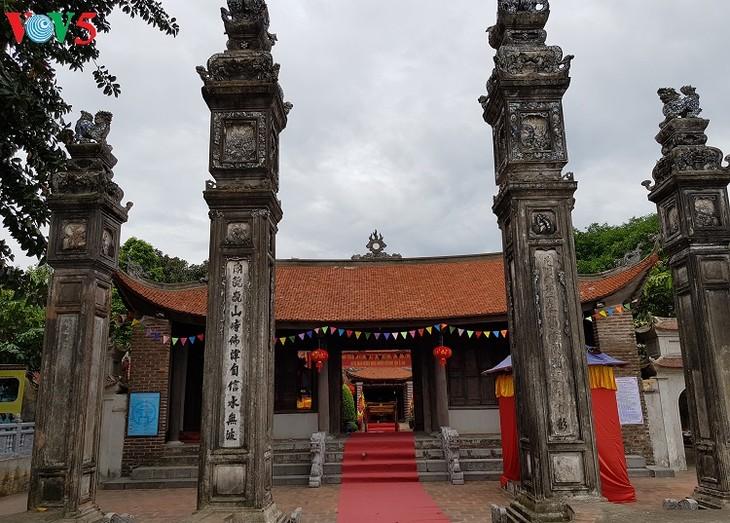 La casa comunal Chem, reliquia cultural milenaria de Vietnam - ảnh 1