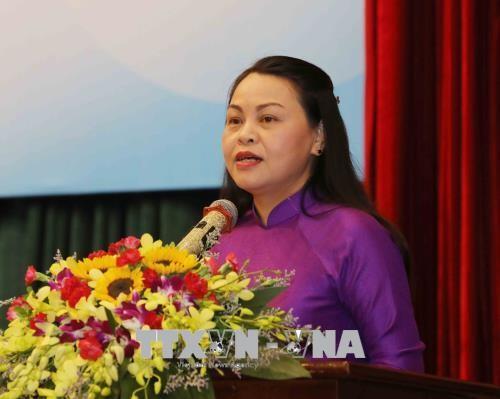 Vietnam y Cuba refuerzan la cooperación entre organizaciones femeninas - ảnh 1
