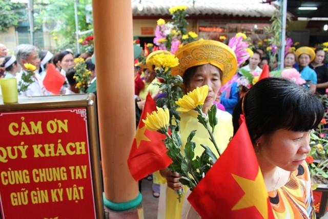 Museo de combatientes revolucionarios encarcelados en guerra educa el patriotismo a los vietnamitas - ảnh 3