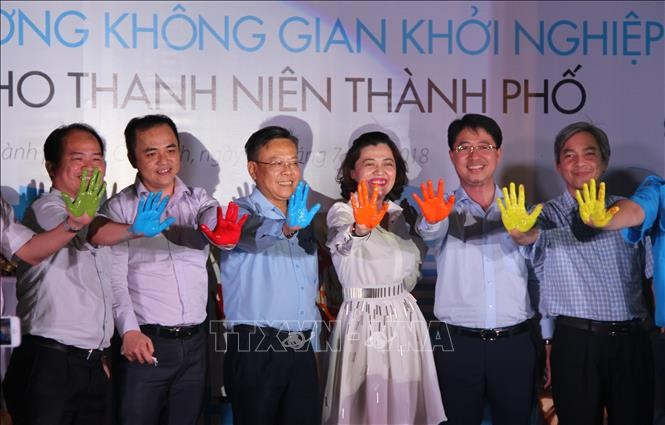 Ciudad Ho Chi Minh fomenta nuevo mecanismo de apoyo a jóvenes emprendedores - ảnh 1