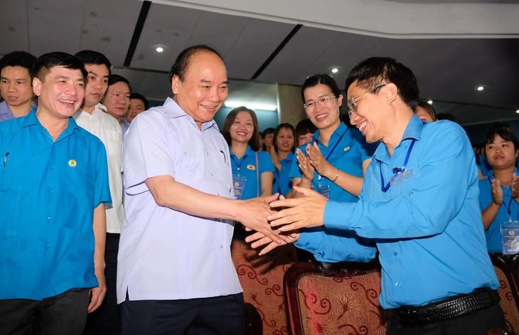 Vietnam reforma políticas laborales para adaptarse a la cuarta Revolución Industrial - ảnh 1