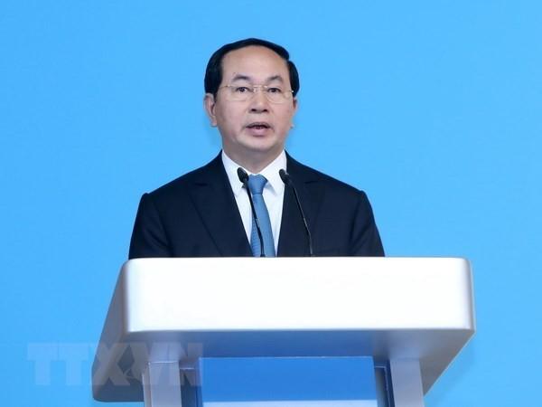 Vietnam busca marcar hitos históricos en las relaciones diplomáticas con Etiopía y Egipto  - ảnh 1