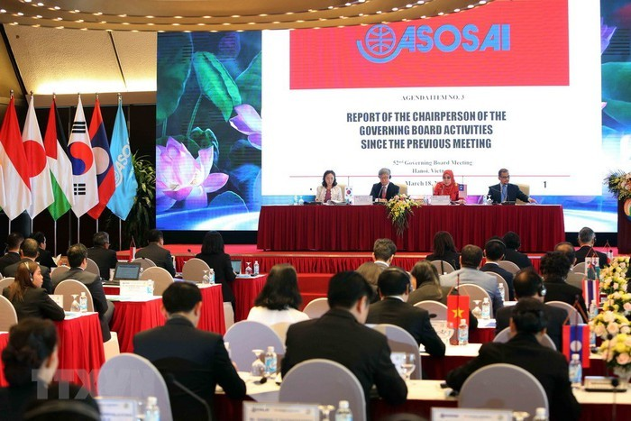 Comienza la 52 reunión de la Administración de Asosai en Vietnam - ảnh 1