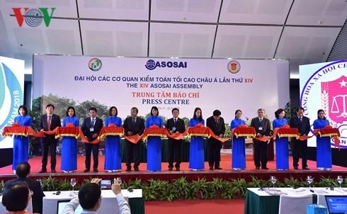 XIV Congreso de la Organización de Entidades Fiscalizadoras Superiores de Asia, hito diplomático de Vietnam - ảnh 2