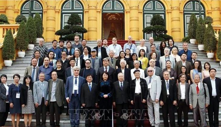 Vietnam promueve la imagen nacional en el III Festival de Nueva Música Asia-Europa - ảnh 1
