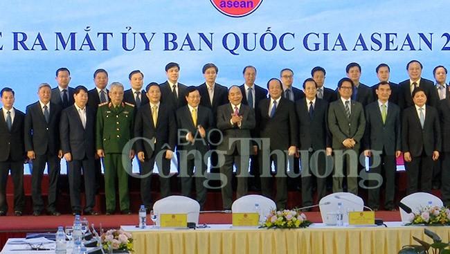 Vietnam presenta la Comisión Nacional de Asean 2020 - ảnh 1