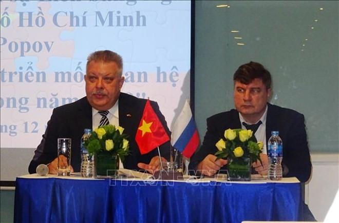 La cooperación multisectorial Vietnam-Rusia sigue avanzando en 2018 - ảnh 1