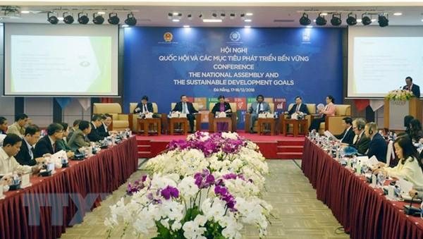 Diplomacia parlamentaria, factor clave para el avance de Vietnam en 2018 - ảnh 2
